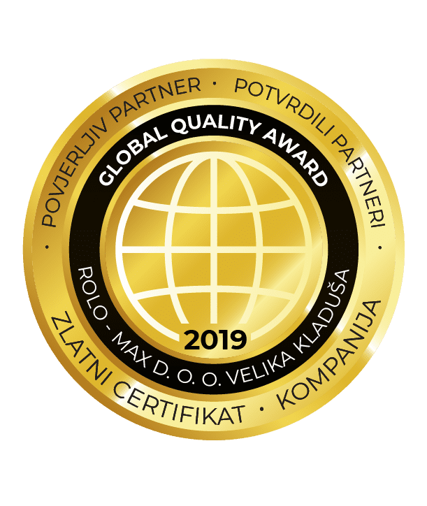 Global Quality Award - 2019
